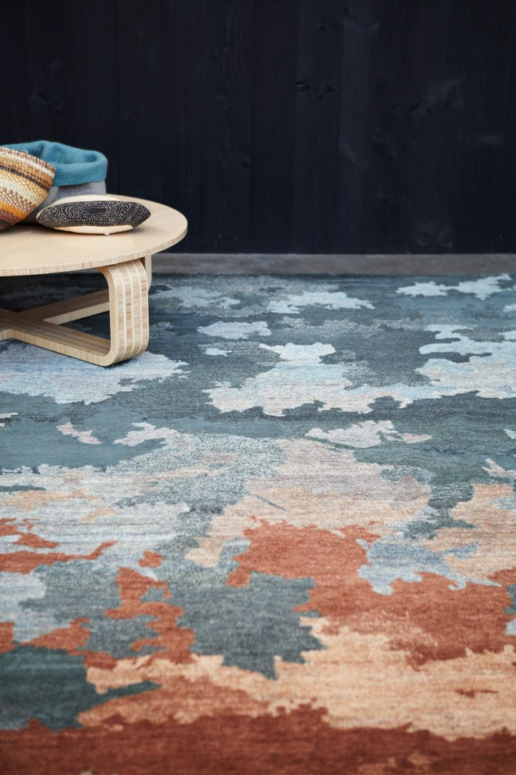 Hare + Klein Designer Rugs Collection - SHADOWS by Meryl Hare