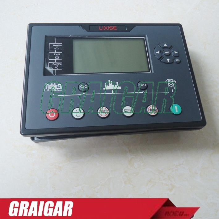209.00$  Know more - http://aikqr.worlditems.win/all/product.php?id=1000001289402 - New diesel generator controller LXC7220 replacement of DSE7120/DSE7220/DSE7320 using 32-bit ARM microcontroller