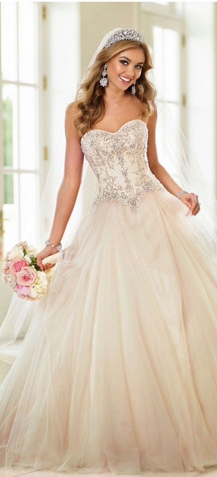 111 best lovely wedding gowns images on pinterest wedding dress lovely wedding gown ombrellifo Images