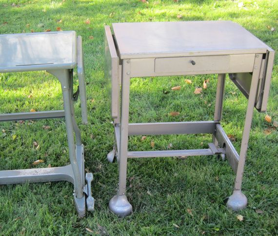 1000 Ideas About Metal Cart On Pinterest: 1000+ Images About Vintage Metal Typewriter Table On
