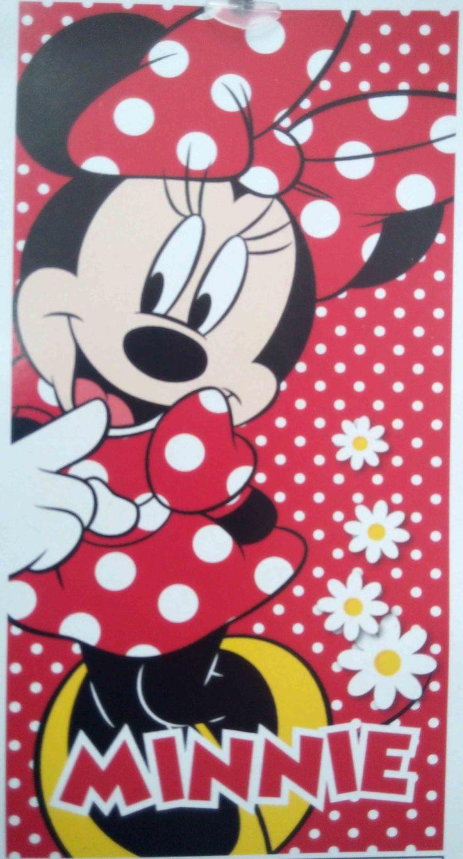 BabyTreasure- Πετσέτα θαλάσσης Minnie mouse Disney - Disney - 13,00€