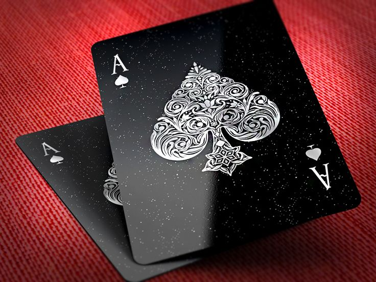 And here's the magnificent Ace of Spades!  I strongly recommend that you checkout the attachment to see how amazingly detailed this one is.  ---  In need for luxury graphic design? I'm available fo...