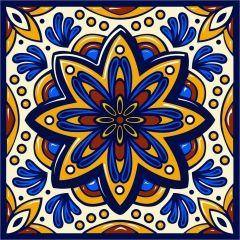 Azulejo Mexicano 01
