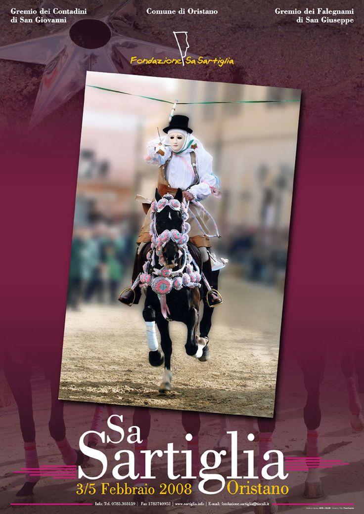 Sa Sartiglia 3/5 febbraio 2008 #Oristano