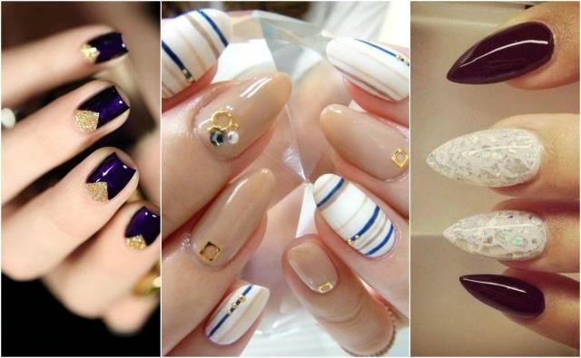 Galeria Manicure: paznokcie żelowe - wzory