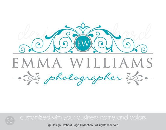 Photographer Logo Design Wedding Photography by DesignOrchard