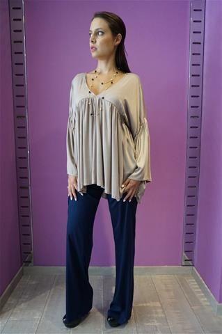 La Bella Donna - Γυναικεια Μπλουζα Ριχτή