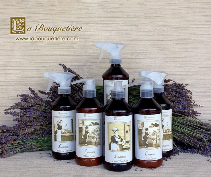 Only the purest, freshest, lavender, grown wild on the rocky slopes of Provence