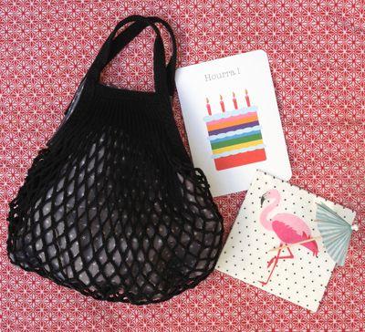 Sac de courses | Crochet et Tricot | Pinterest