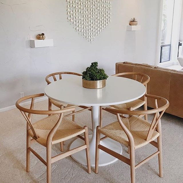 At Home Dining Chairs.Our Denmark Chairs Are Right At Home In Eastdallasmodern S Dining