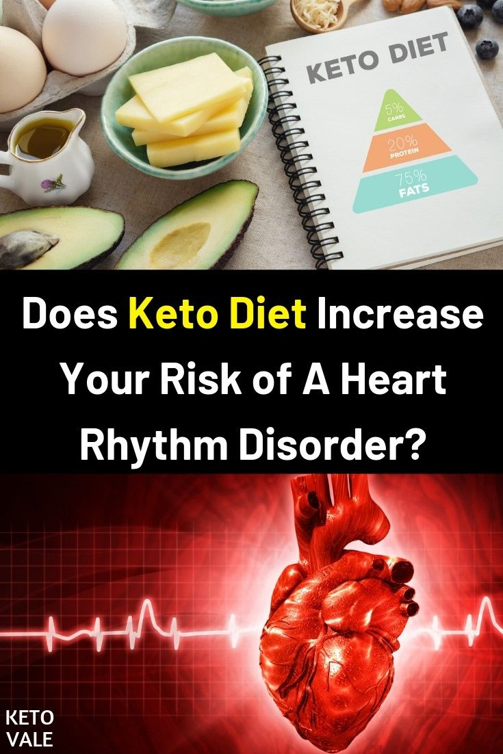 keto diet and your heart