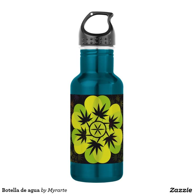 Botella de Agua, Water Bottle. Hoja colores arcoiris vectorial de planta. Plant. Cannabis. Producto disponible en tienda Zazzle. Product available in Zazzle store. Regalos, Gifts. Link to product: http://www.zazzle.com/botella_de_agua-256294006098275942?lang=es&CMPN=shareicon&social=true&rf=238167879144476949 #bottle #botella #marihuana #cannabis