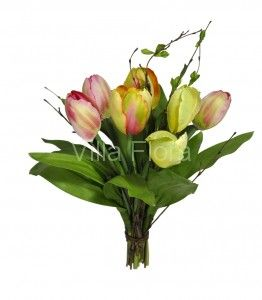 Bukiet Tulipanów RAINBOW 36 cm