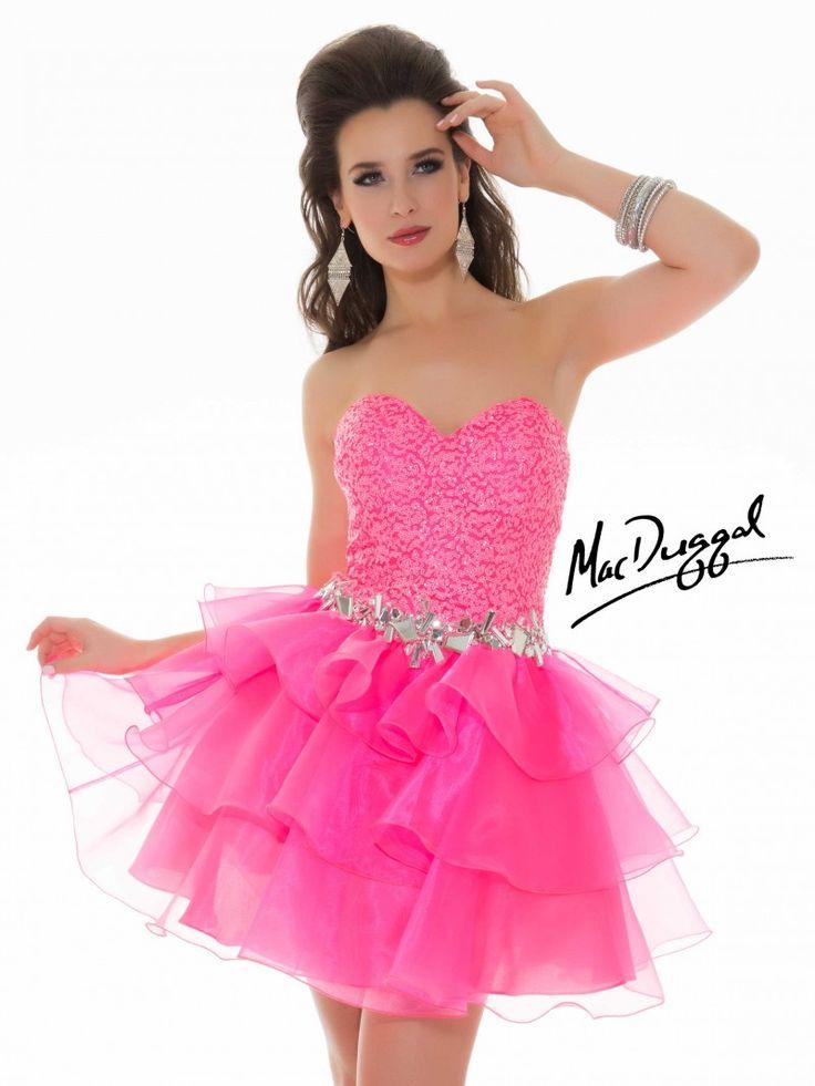 164 best Homecoming Dresses images on Pinterest | Vestidos cortos ...