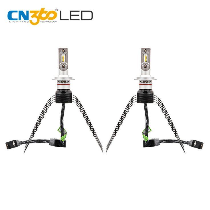New Design Auto 12V -24V 8000LM car LED lighting lamp H7 headlight bulb