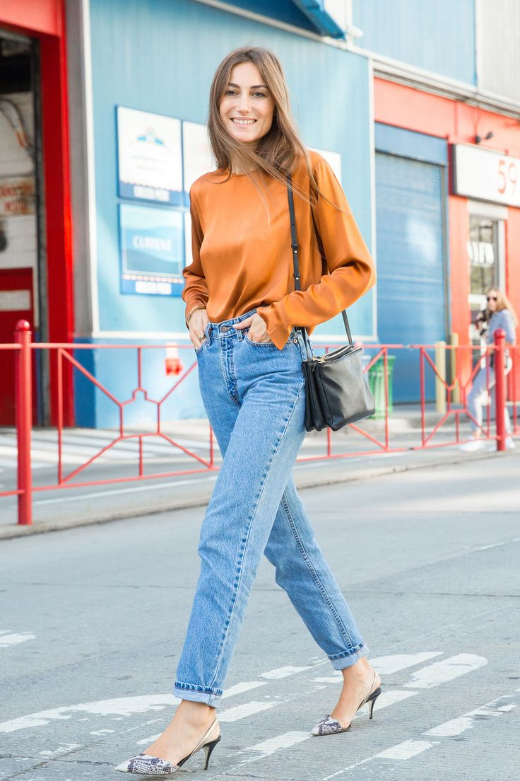 120 Stunning Street Style Looks From New York Fashion Week