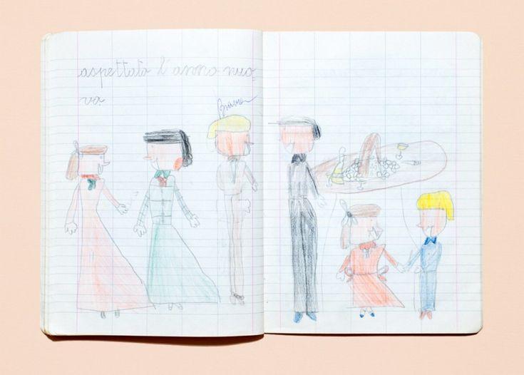 La storia della scuola italiana dagli anni Venti a oggi ripercorsa attraverso i quaderni degli studenti delle scuole elementari e medie – o primarie e secondarie di primo grado, come si dice adesso – con una mostra e una serata di lettura di temi e pensierini degli alunni di un tempo: il