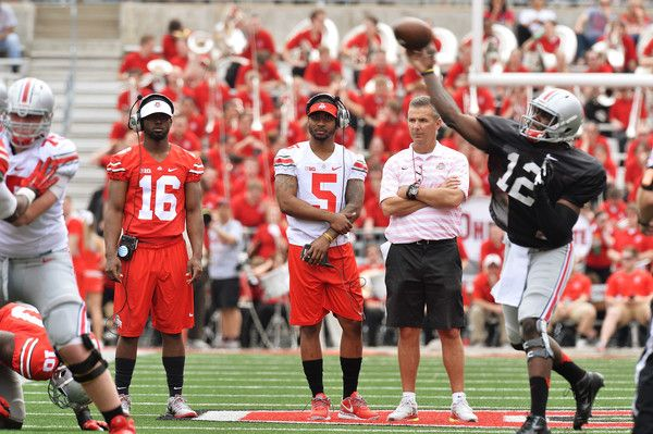 Braxton Miller Photos: Ohio State Spring Game