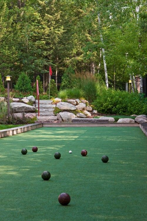 46 best images about Ideas for my backyard bocce ball ...
