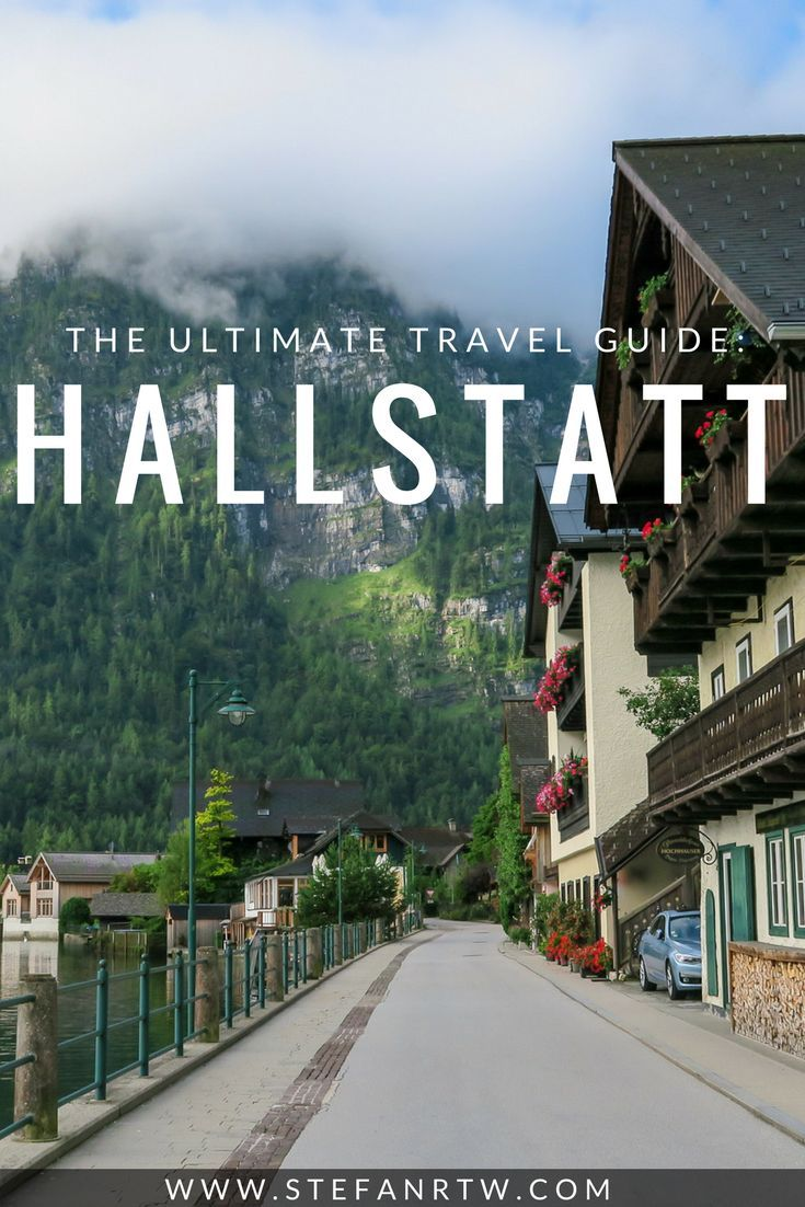 Want to explore a beautiful small town in Austria? Hallstatt is a great place to visit If you're looking to escape the busy City and Adventure out into a peaceful natural area. There is a beautiful Old Town, easy access to the Austrian Alps for hiking, and plenty of other things to do in Hallstatt if you're planning a visit!