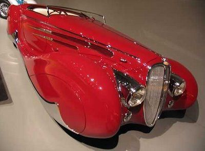 1939 Delahaye Type 165 - Classic Cars And Vintage Automobiles!