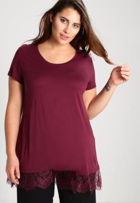 Vêtements Anna Field Curvy T-shirt imprimé - port royal bordeaux: 27,95 € chez Zalando (au 22/02/17). Livraison et retours gratuits et service client gratuit au 0800 797 34.