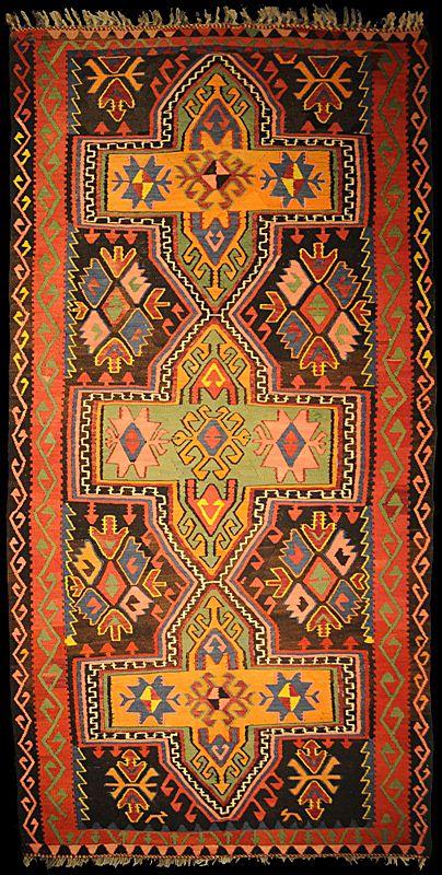 Kazak 140x292cm.