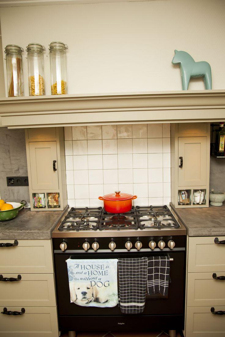 Landelijke, stoere keuken