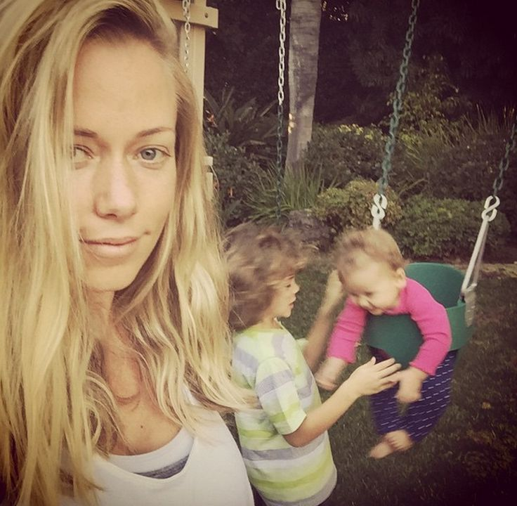 Celebrity Design Reveal Kendra Wilkinson S Nursery: Alijah Mary Baskett: Give Me A Push!