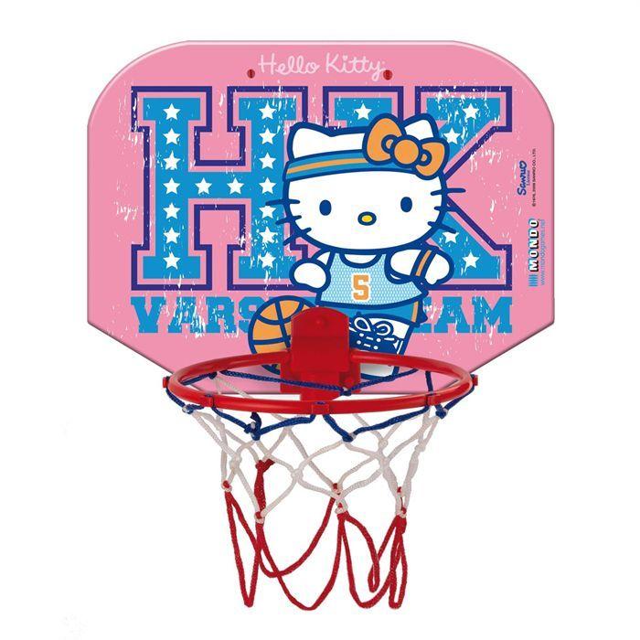 HELLO KITTY Mini Basket Set - Achat / Vente panier de basket-ball ...