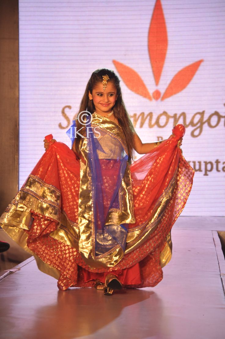 Kids Fashion Show India India Kids fashion Show Kids