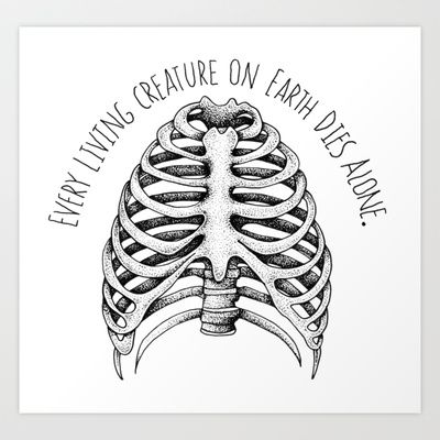 Donnie Darko Art Print by Stay Rad - $15.00
