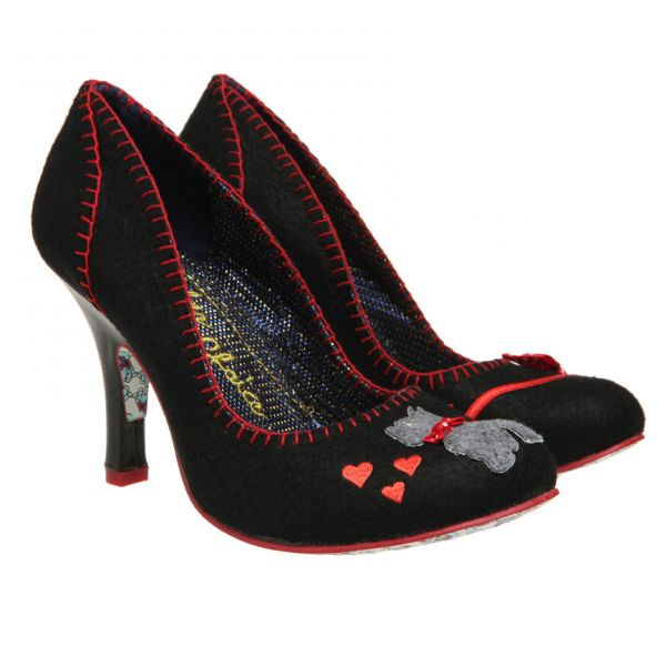 Black dress uniform shoes expensive