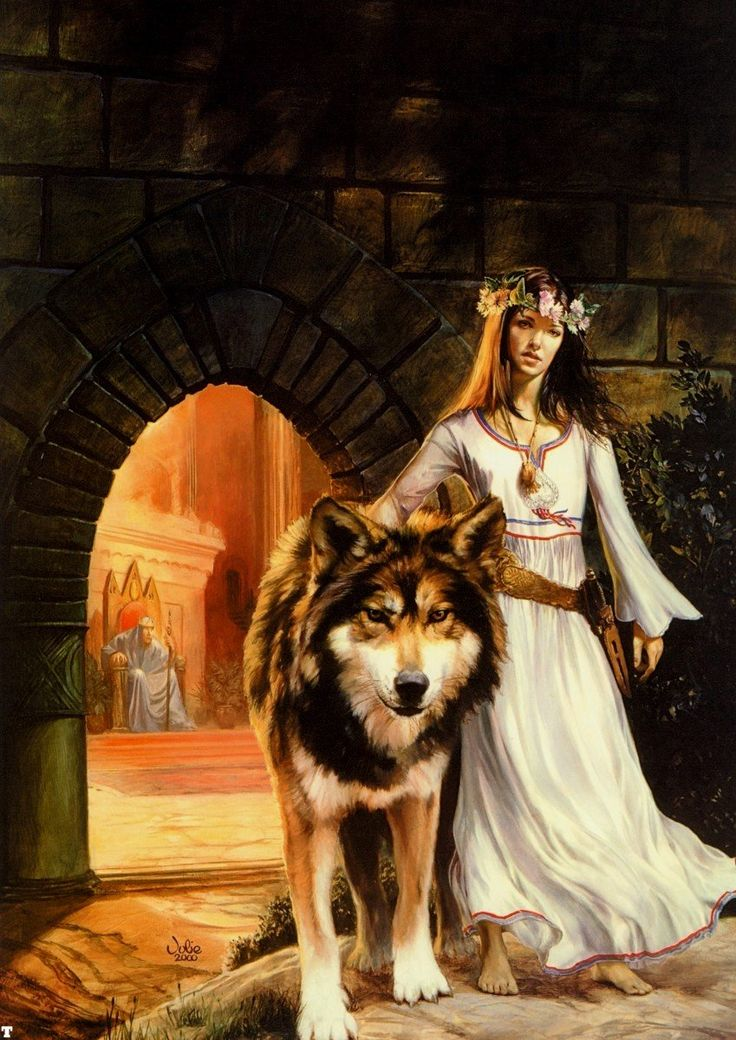 wolves art | Fantasy art - Julie Bell - Wolf eyes - Fantasy_art_-_Julie_Bell_-_Wolf ...