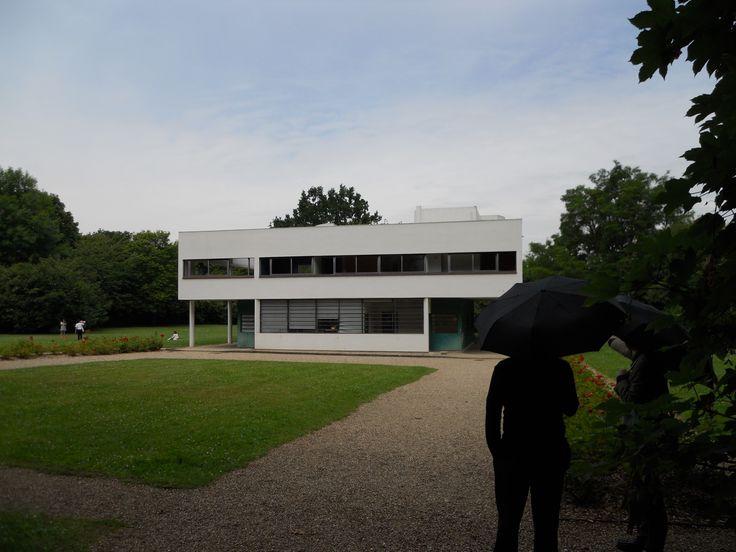 빌라 사보아, 1929 / 르 꼬르뷔지에(Villa Savoye, Le Corbusie)