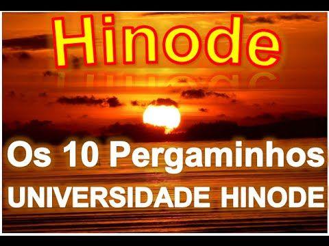 Universidade Hinode - Os 10 Pergaminhos