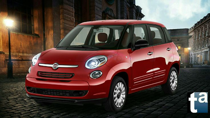 056 - CITY LIGHTS - FIAT CITY LOOK #FIAT 500 #Fiat500 500X Small #SUV 4x2 #Crossover Car #Automotive