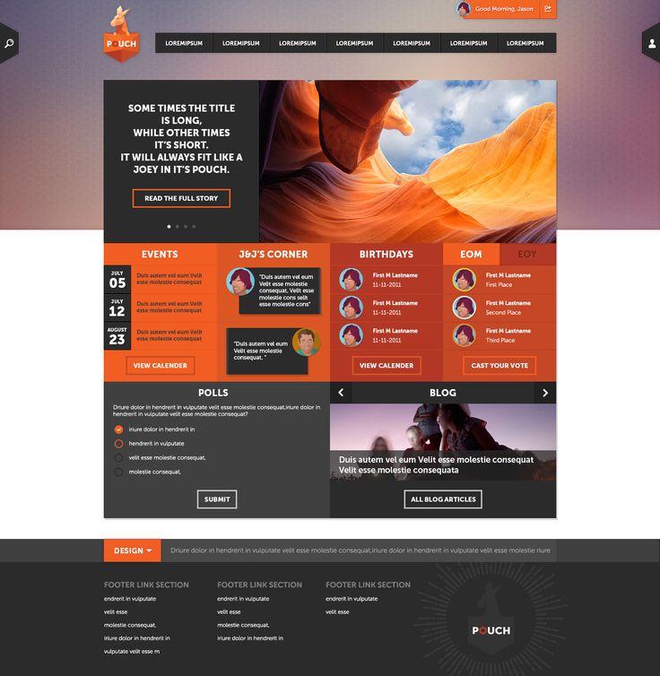 pou_home_01 sharepoint designdigital - Sharepoint Design Ideas