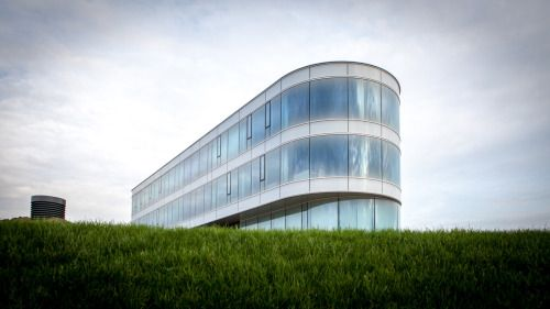 Highly-energy Efficient Office for Vreugdenhil / Maas...