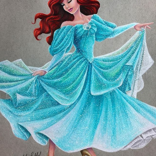 I had such a WICKED fun time doing this picture of twirling Ariel!! For those asking, this is the dress she wears at the Disney parks and this picture does not do it justice 😭 It is literally one of my favorite dresses in the park ❤️❤️❤️ The pose and inspiration was taken from @alwaysdisneybound and her twirling princess videos ❤️❤️❤️ I watch one, and then it turns into every video until I reach the end of her page. Pleasseeeee keep posting these videos 🙏🏼🙏🏼🙏🏼🙏🏼 Also... I may have…