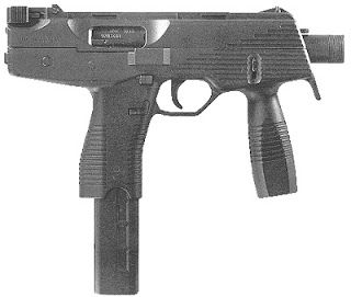 Steyr TMP (Austria)Loading that magazine is a pain! Get your Magazine speedloader today! http://www.amazon.com/shops/raeind
