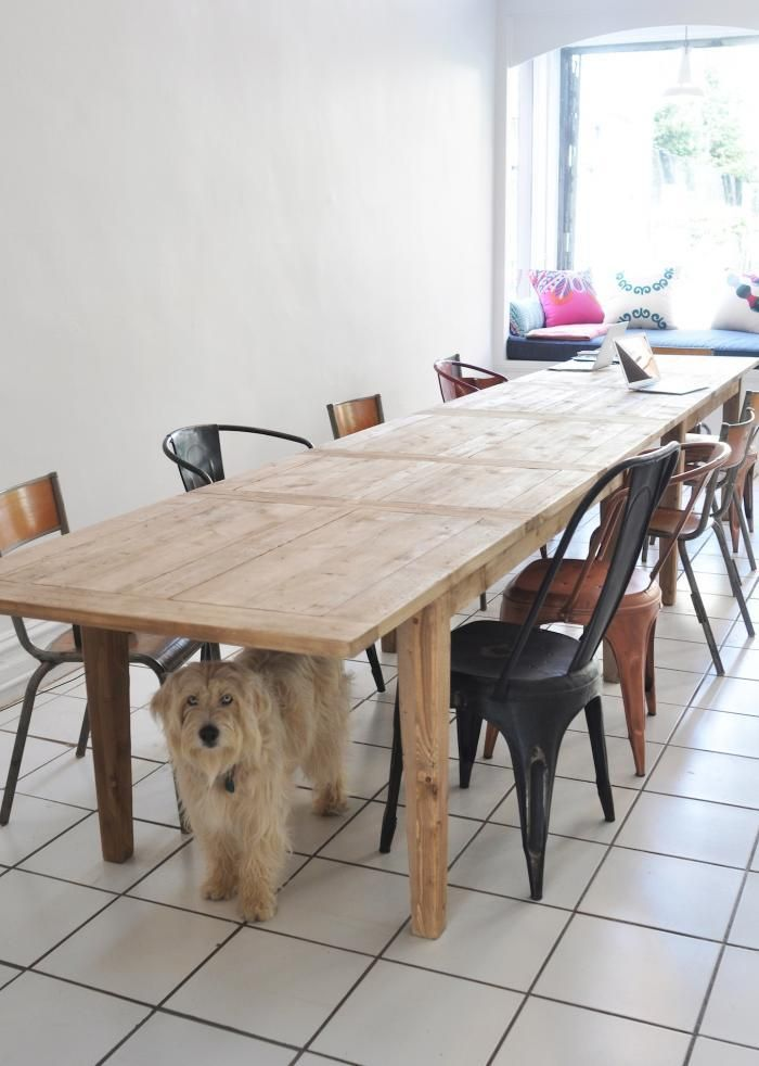 1000 Ideas About Farmhouse Table Chairs On Pinterest
