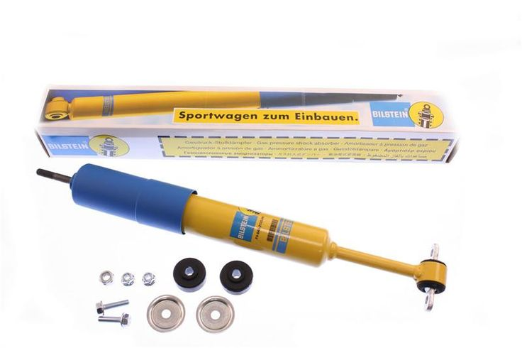 Bilstein 4600 Series 95-01 Ford Explorer 4WD/ 01-05 Ford Explorer Sport Trac 4WD/ 97-00 Mercury Mountaineer 4WD Front 46mm Monotube Shock Absorber