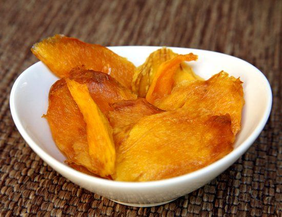 Nature's Candy: DIY Dried Mango