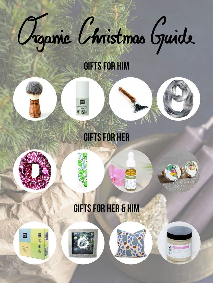 Organic Christmas Guide in 2018 | Home Decor | Pinterest | Gifts ...