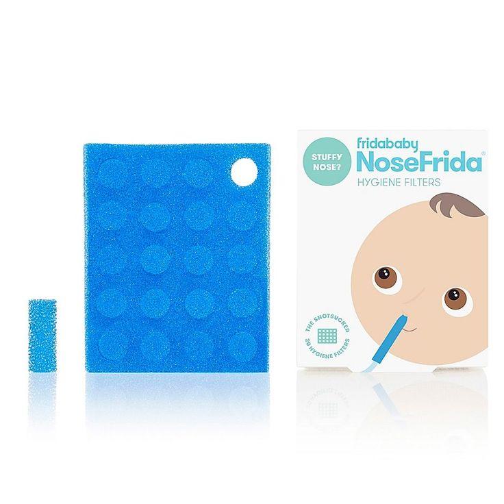 Fridababy nosefrida snotsucker nasal aspirator replacement