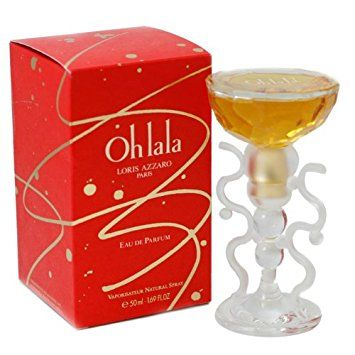 Oh La La Perfume by Loris Azzaro for Women. Eau De Parfum Spray 1.69 Oz / 50 Ml Review