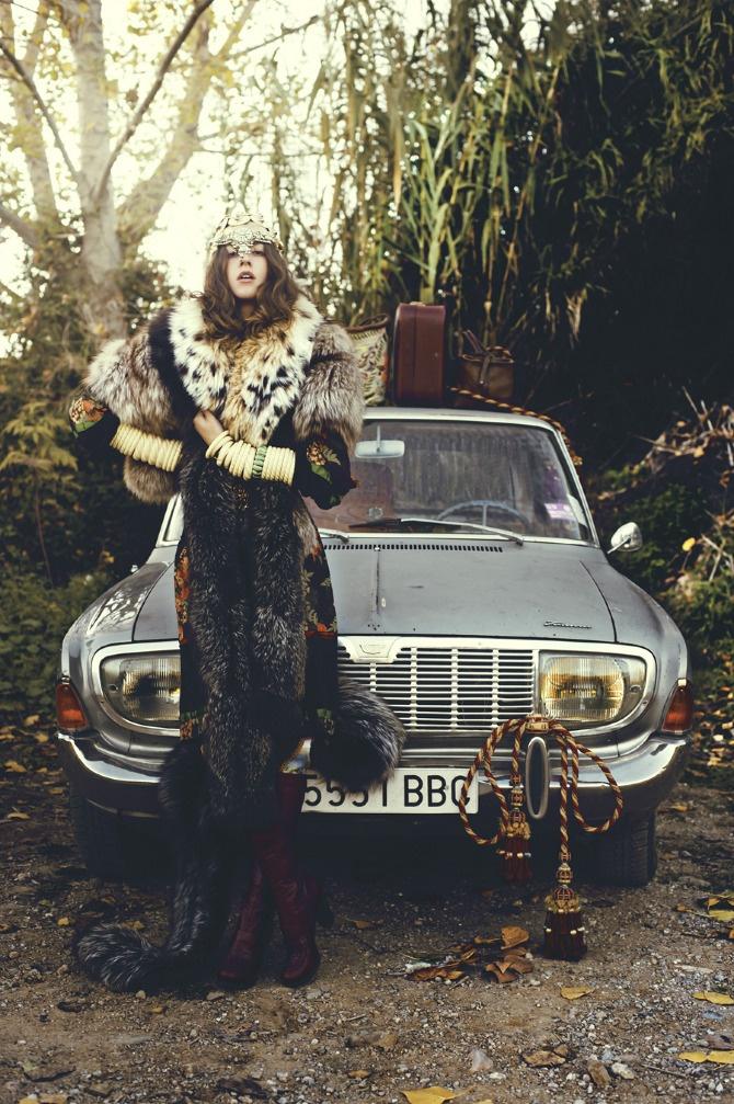 gipsy lady: Photo