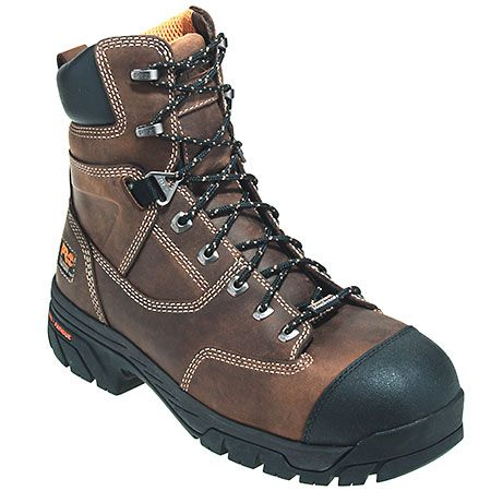 Timberland Pro Boots Men's 91607 Helix EH Waterproof Composite Toe Boots