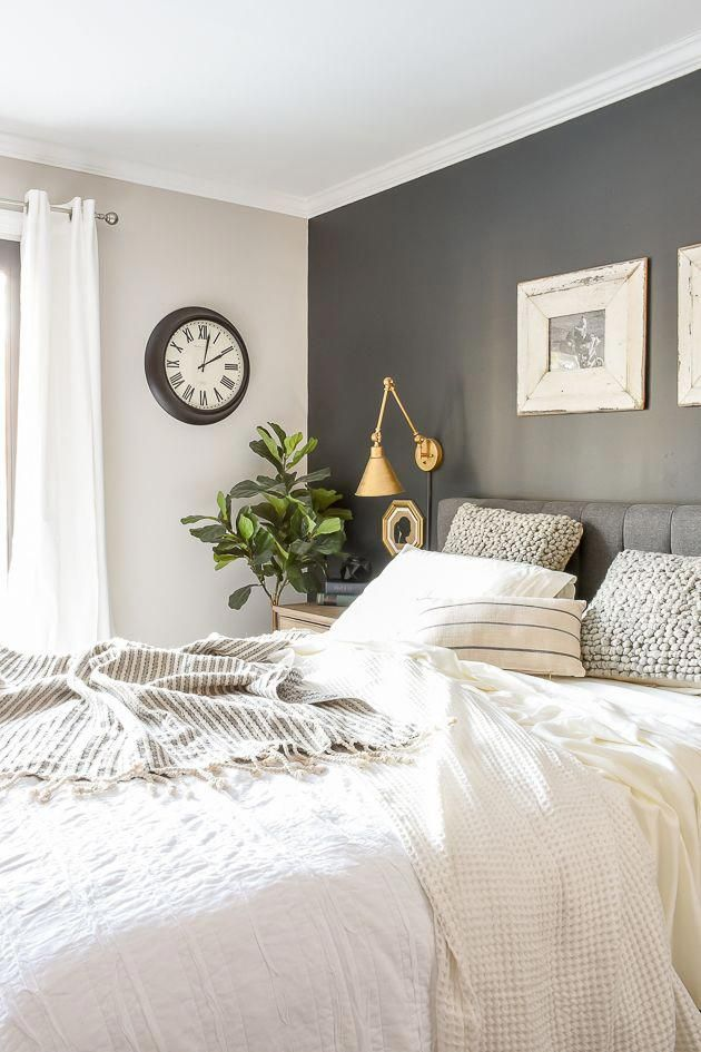Neutral Paint Colors For Creating A Beautiful High Contrast Home